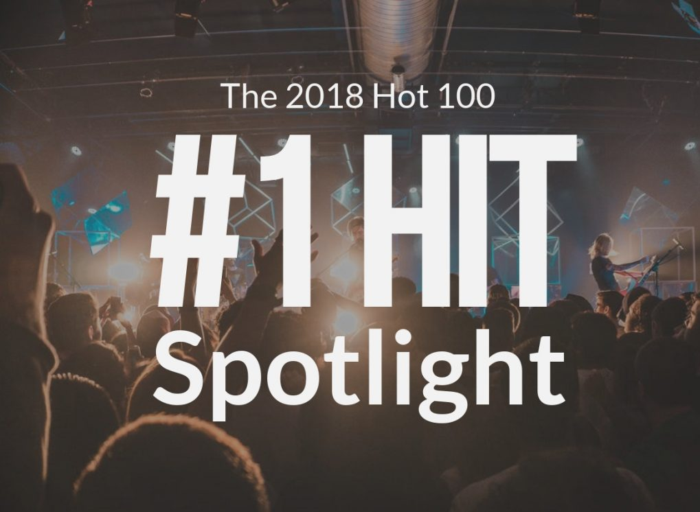 What are some of the most notable compositional characteristics for last year's #1 Hits?