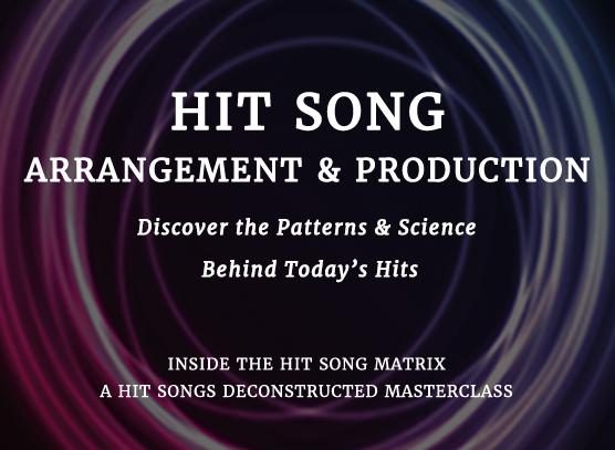 Hit Song Arrangement & Production