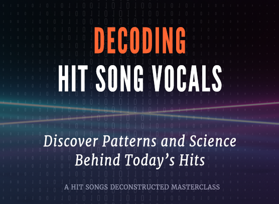 Decoding Hit Song Vocals (Spring 2020)