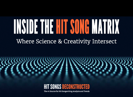 Inside the Hit Song Matrix: Where Creativity and Science Intersect