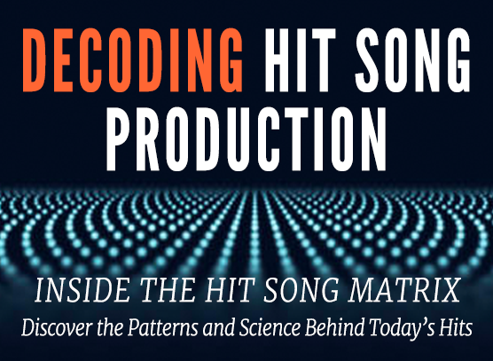 Decoding Hit Song Production (May 2021)
