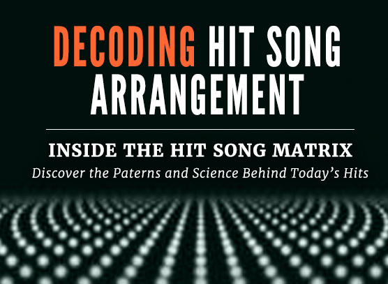 Decoding Hit Song Arrangement