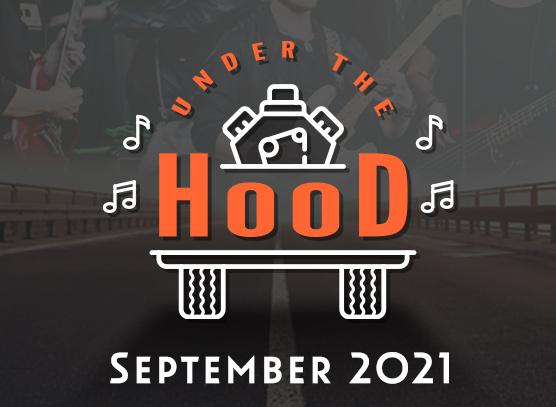 September's Hot 100 Top 10 Under the Hood