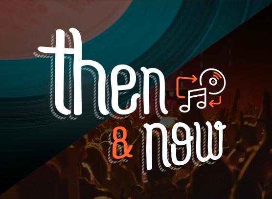 Then & Now:  November 2018