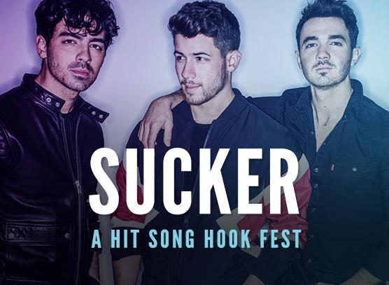 Sucker: A Hit Song Hook Fest