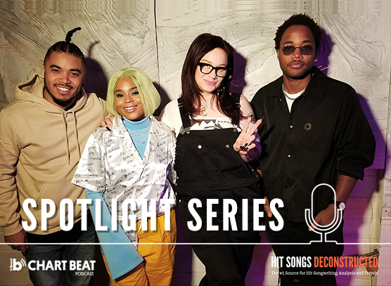 Spotlight Series:  The Craft Behind Hit Songwriting and Producing